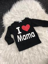 Tricko i love mama, 80