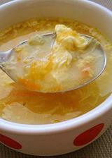 Vajickova polievka