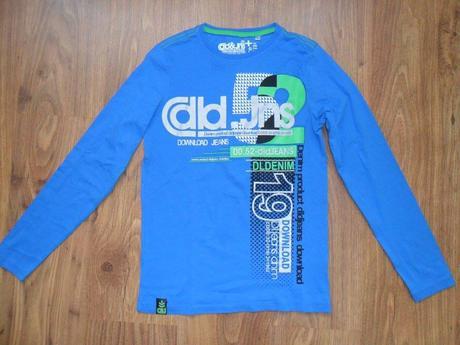 Bavlněné tričko, c&a,158
