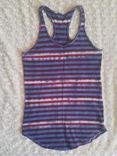 Tílko vykrojené batika a tričko s peříčky, orsay,s