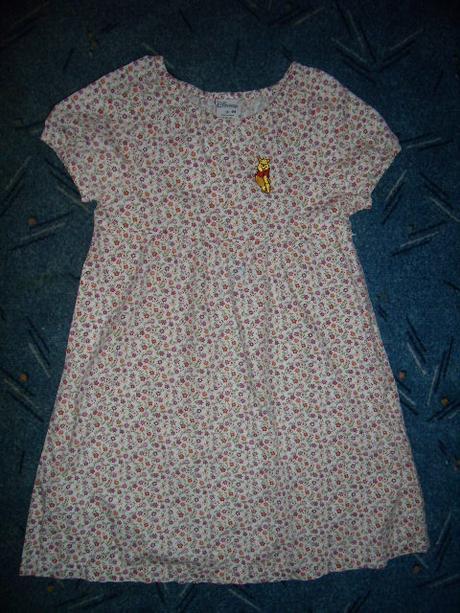 Šaty-v.110/116, disney,110