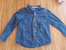 Košile riflová, f&f,116
