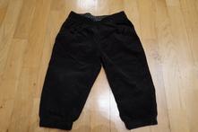 Dívčí manšestrové kalhoty vel. 80 h&m, h&m,80