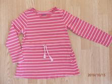 Tričko-tunika s dl.r., lupilu,110