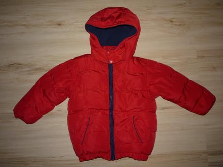 Teplá červená bunda, 92