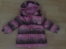 Pampolina dětská zimní bunda, vel. 68, 68