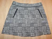 Sukně   Černobílá - Dětský bazar  7562934893