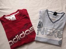 Triko adidas+next 140/146, adidas,140