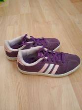 Adidas boty / tenisky celokožené, adidas,28