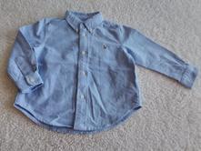 Společenská košile vel.92/2090, ralph lauren,92