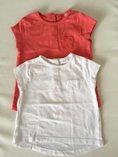 2x tričko s krátkým rukávem, f&f,62