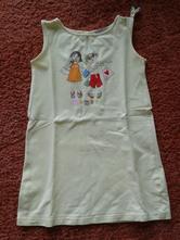 Letní šaty s holčičkami vel.110, george,110