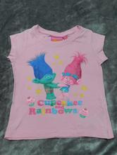 Dívčí tričko trolls, 92