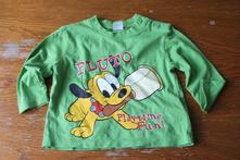 Tričko s plutem, disney,74