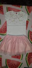 Tričko a sukně, c&a,86
