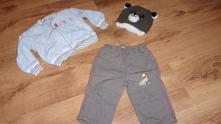 Oblečení pro kluky, vel. 74/80, disney,74