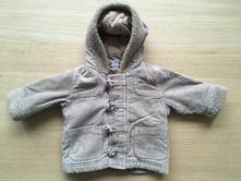 Teplá bundička kabátek next, next,68
