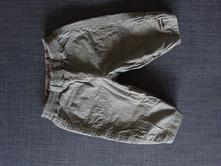 Oboustranné manšestrové / plátěné kalhoty, 56