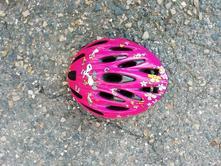 Cyklistická helma pro nejmenší,