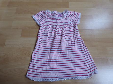 Pruhované šaty, f&f,104