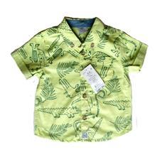 Košile s krokodýly, f&f,74