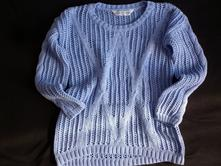 Vel. 116 modrý svetřík, 116