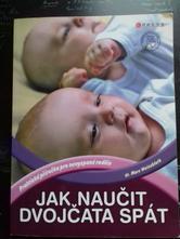 Kniha dr. marc weissbluth jak naučit dvojčata spát,