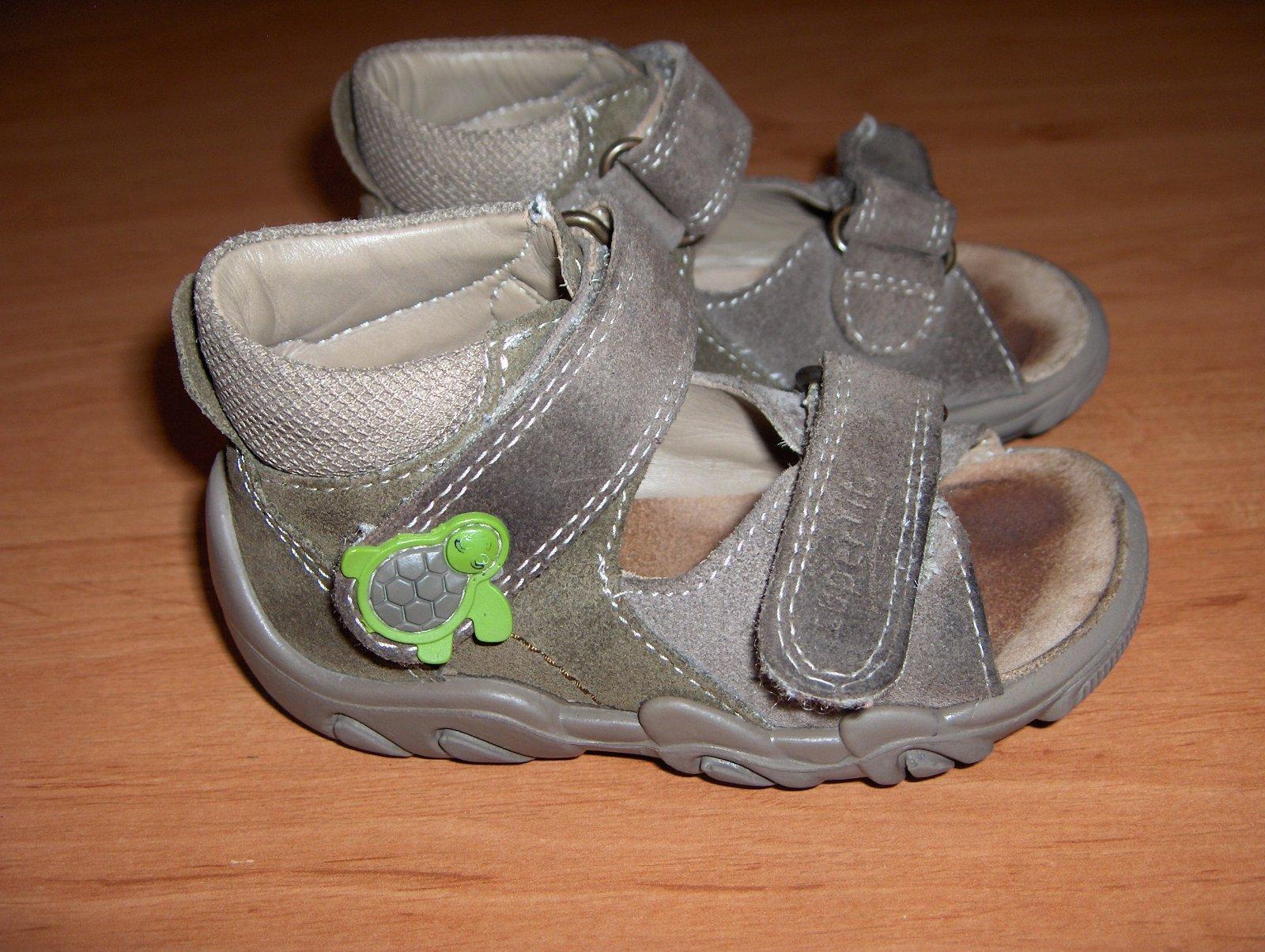 6b5b114622f Sandály sandálky superfit (želva)