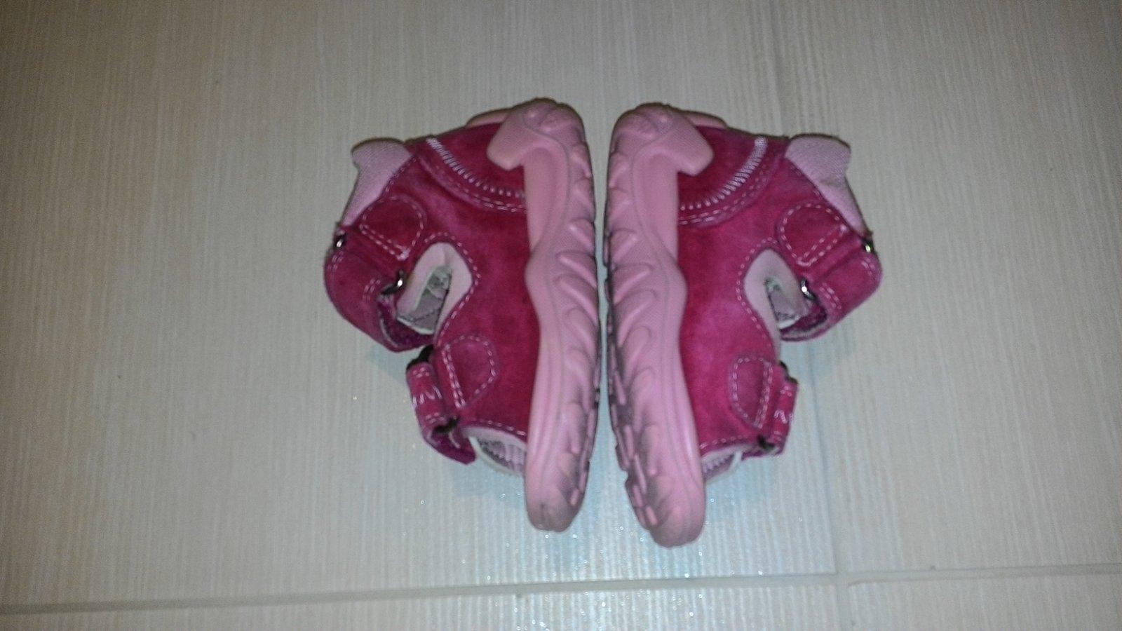 Dětské kotníkové sandály 3c5b06f05d