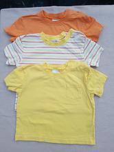 Sada 3 triček, cherokee,86