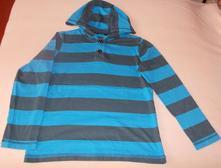 Chlapecké triko dlouhý rukáv modré george, george,140