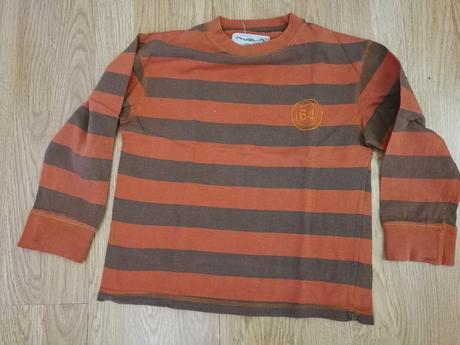Pruhované tričko, 116