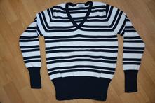 Pruhovaný svetr, yessica,m