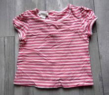 Bavlněné triko s proužky, monsoon,62