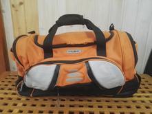Sportovní taška na kolečkách husky roller 80 l,