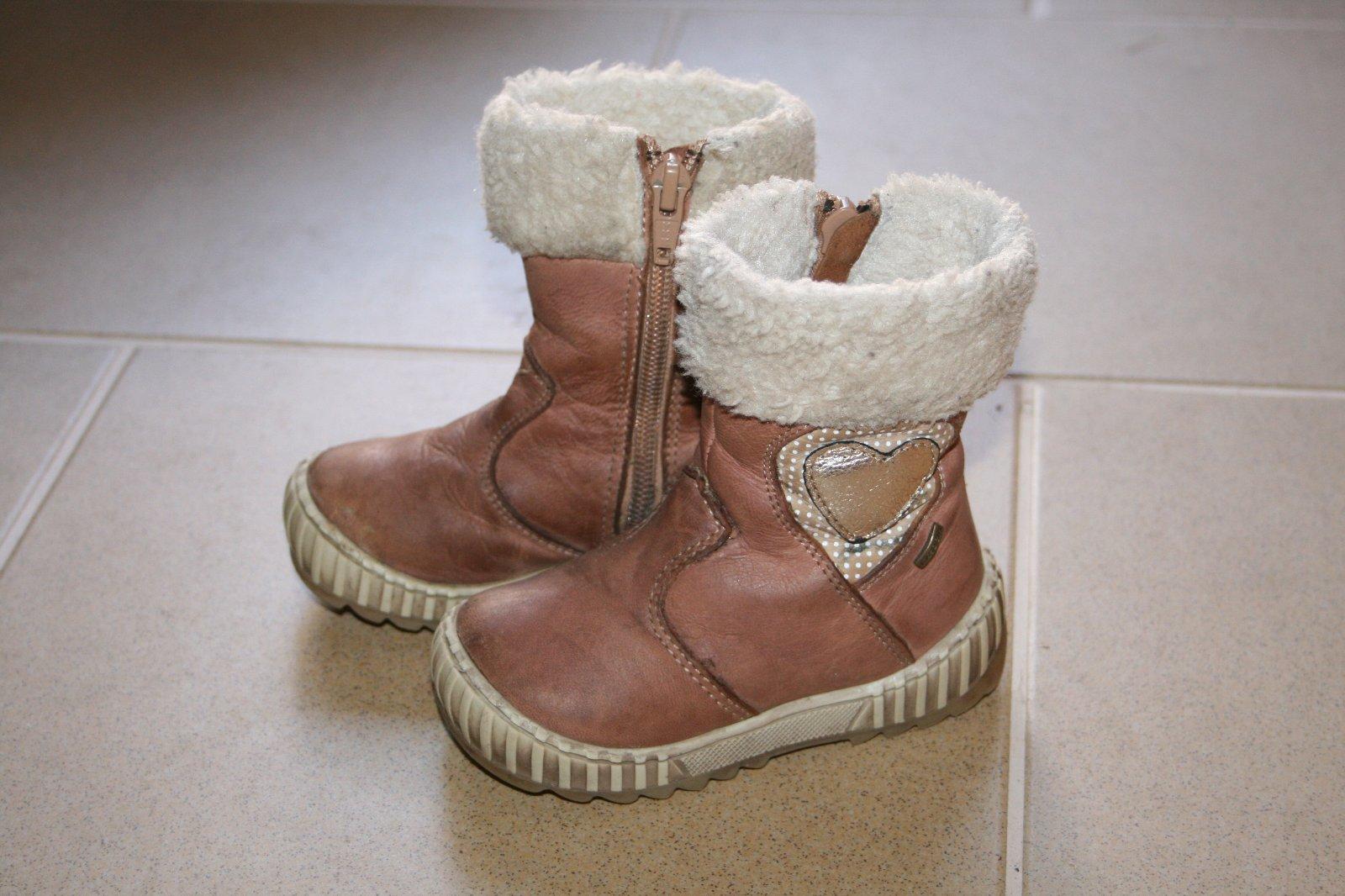 Zimní boty dívčí 48ab2316df