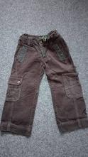 Chlapecké kalhoty, kenvelo,98