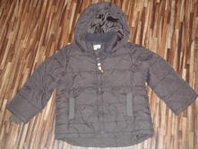 Zimní bunda, h&m,116
