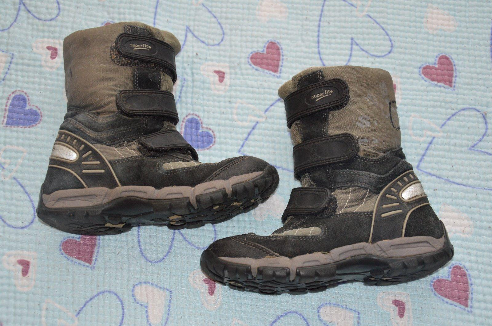 Zobraz celé podmínky. Vysoké zimní boty goretex gore tex superfit ... 34e6f55e12