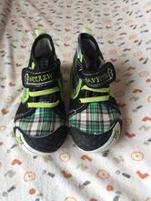 Plátěné boty v 23 stélka 13,5 cm, 23