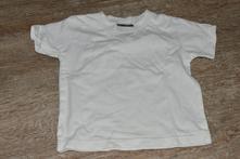 Bílé tričko na donošení, next,74