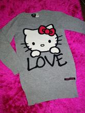 H&m svetřík hello kitty, h&m,134