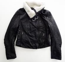 Přechodová bunda / křivák, h&m,34