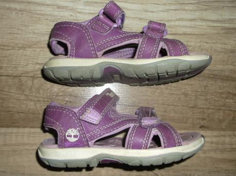 Kožené sandálky timberland, timberland,25