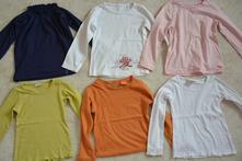 Jednobarevná trička, next,104