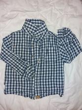 Kostkovaná košile, f&f,98