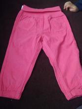 Manšestrové kalhoty, lupilu,80