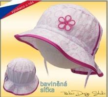 Letní čepice, klobouček,  1879_20169, rockino,80 - 140