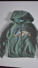 Mikynka na zip s kapuci, 92