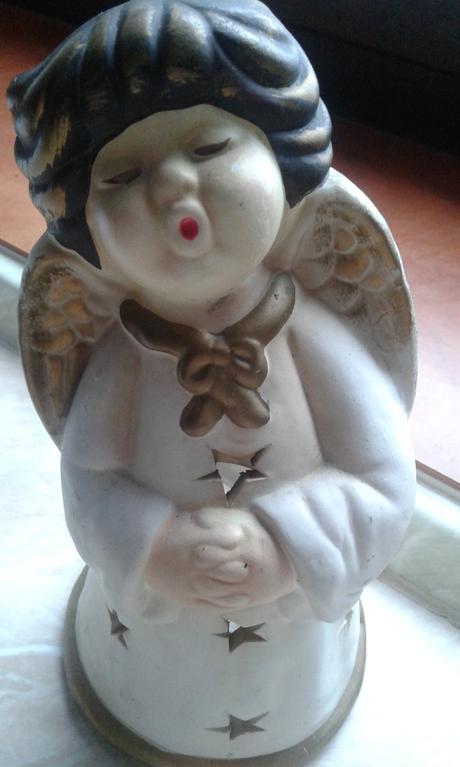 Andělíček - keramika,